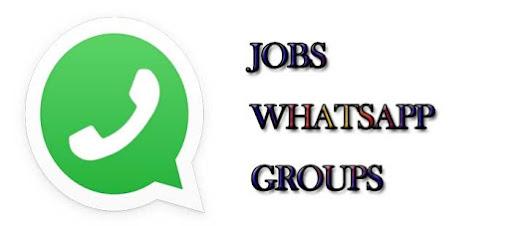 job whatsapp groups
