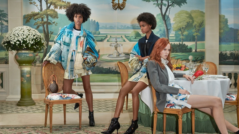 Louis Vuitton Spring/Summer 2019 Campaign