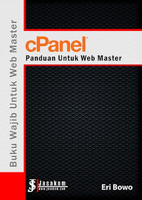 buku cpanel panduan untuk web master