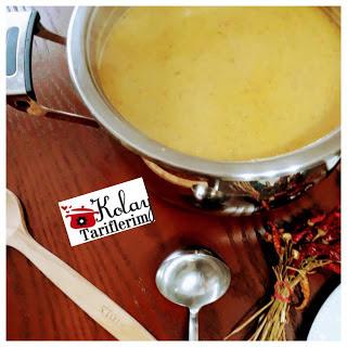 Mercimek Çorbası Malzemeleri