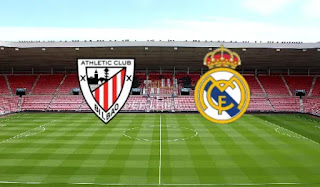 نتيجة مباراة ريال مدريد واتلتيك بلباو اليوم الخميس 14-01-2021 في نصف نهائي كأس السوبر الإسباني