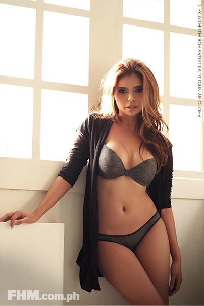 rizza diaz sexy fhm bikini pics 02