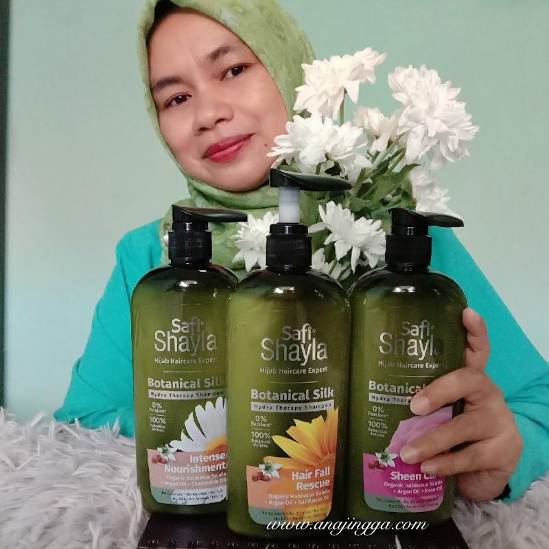 Mengapa wanita perlu menggunakan syampu SAFI Shayla Botanical Silk ?