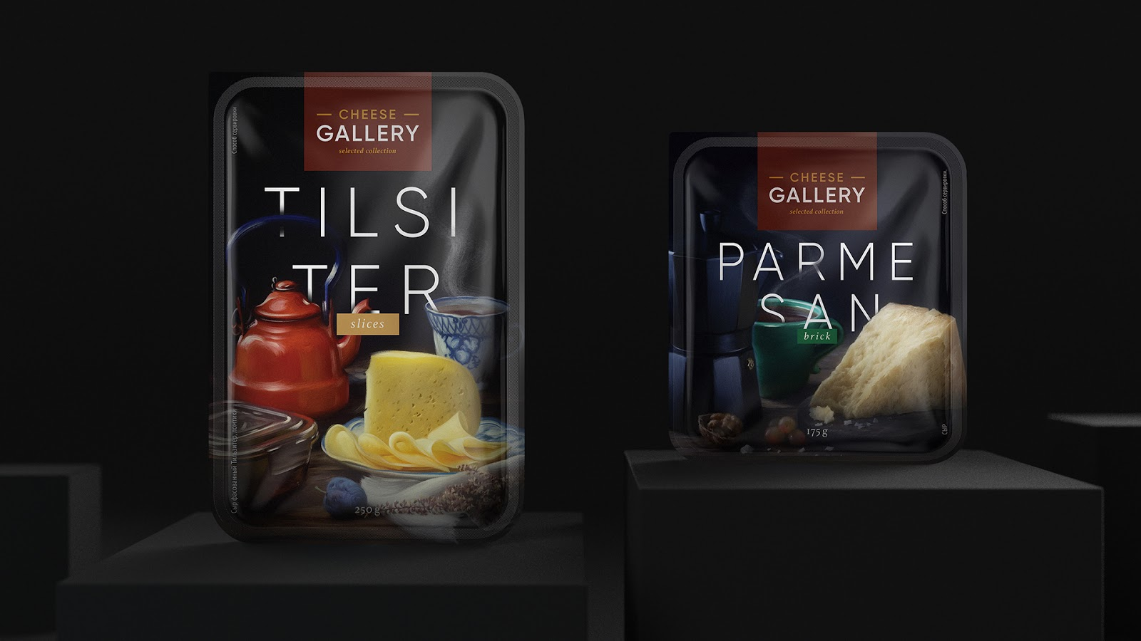 Cheese Gallery on Packaging of the World - Creative Package Design Gallery