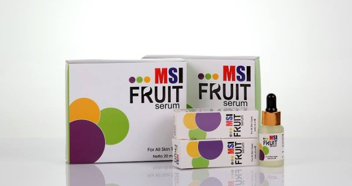 MSI Fruit Serum / Serum Buah