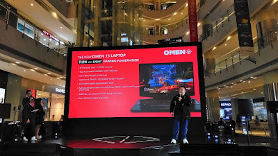 omen X 2S gaming laptop