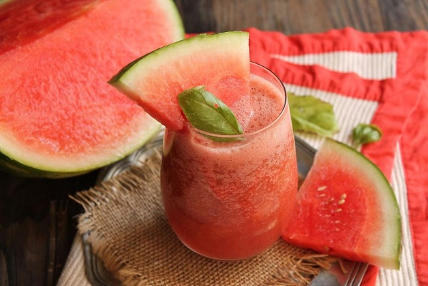 Revitalise Your Body with This Ultra-Hydrating Watermelon and Basil Smoothie