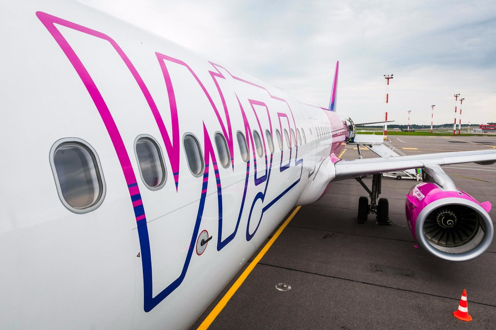 Wizz Air Introduces Auto Check In