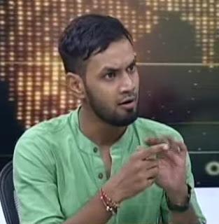 Naveen chourey in delhi: नवीन की ये कविता सब के दिलों को झकझोर देती हैं,देखिये ये दमदार वीडियो