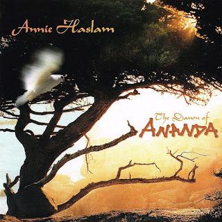 Annie Haslam The Dawn Of Ananda
