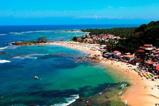 Bahia atraiu turistas