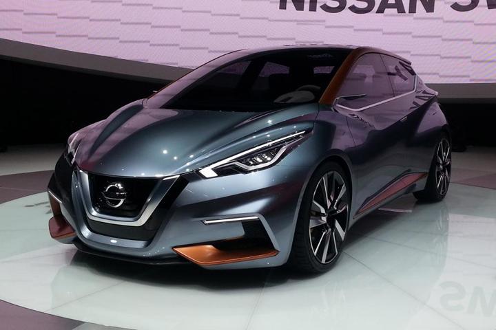 nissan model araba resimleri