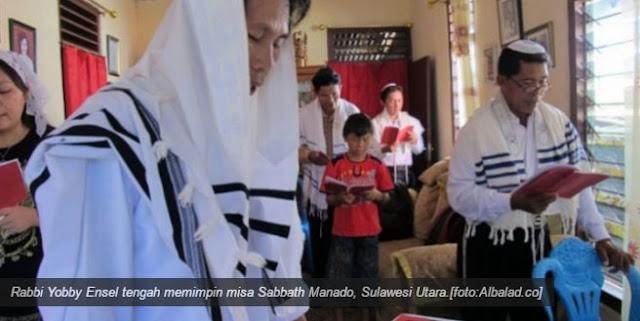 Pemerintah Akui Agama Yahudi di Indonesia dan Izinkan Bebas Berkembang
