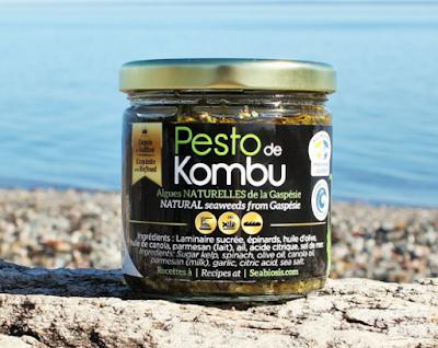 pesto algues kombu seabiosis