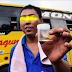 Tes narkoba pinjam urin istri, supir bus ini dinyatakan hamil