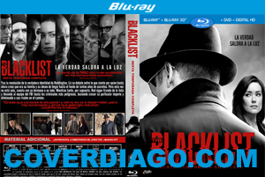 The Blacklist - Sexta temporada - BLURAY