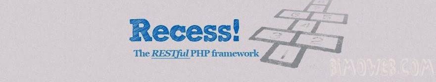 Reces PHP Framework
