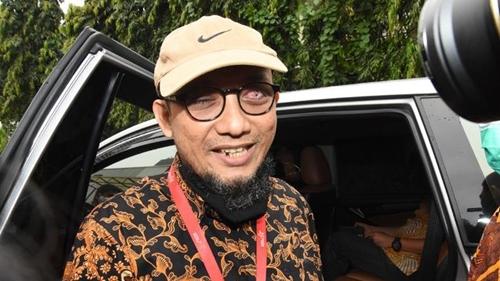 Resmi Dinonaktifkan di KPK, Novel Baswedan Dkk akan Melawan!