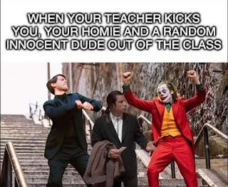 Joker Meme by  @the_memiest_meme_ever on Instagram