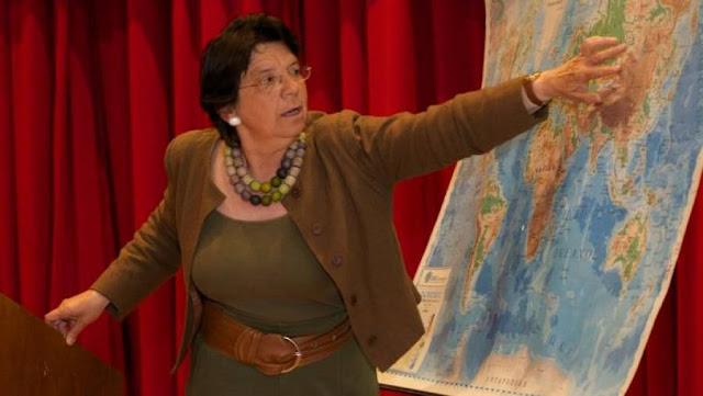 Σύνδεσμος Φιλολόγων Αργολίδας: Η Μαρία Ευθυμίου ξανά «κοντά» μας!