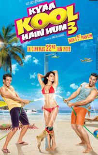 Nonton Film Kyaa Kool Hain Hum 3 (2016)