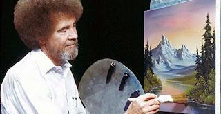 Μπομπ Ρος: Ο αγαπημένος ζωγράφος που δώριζε όλα τα έργα του σε φιλανθρωπικές οργανώσεις