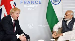Britain invites India to first G7 summit of Biden era to be held in June