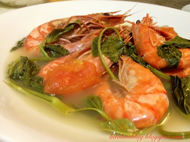 Luto Luto Blog Sinigang Na Hipon Sa Sampalok Shrimp In Tamarind Soup
