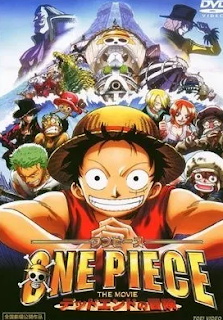Download One Piece Movie 4 : Dead End Adventure Sub Indo