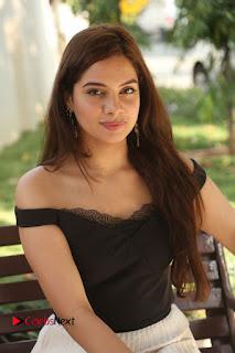Telugu Actress Tanya Hope Stills at Appatlo Okadundevadu Audio Launch  0193.JPG