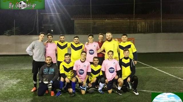 Athens League 6X6: Νίκη μισή… πρωτιά για Blender Βρέμης στο ντέρμπι!