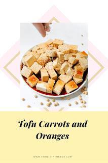tofu carrote arance