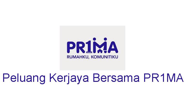 Kekosongan di Perbadanan Pr1ma Malaysia
