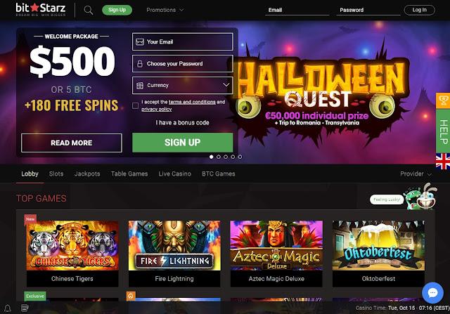 Massive Bitcoin Payout At Bitstarz Casino