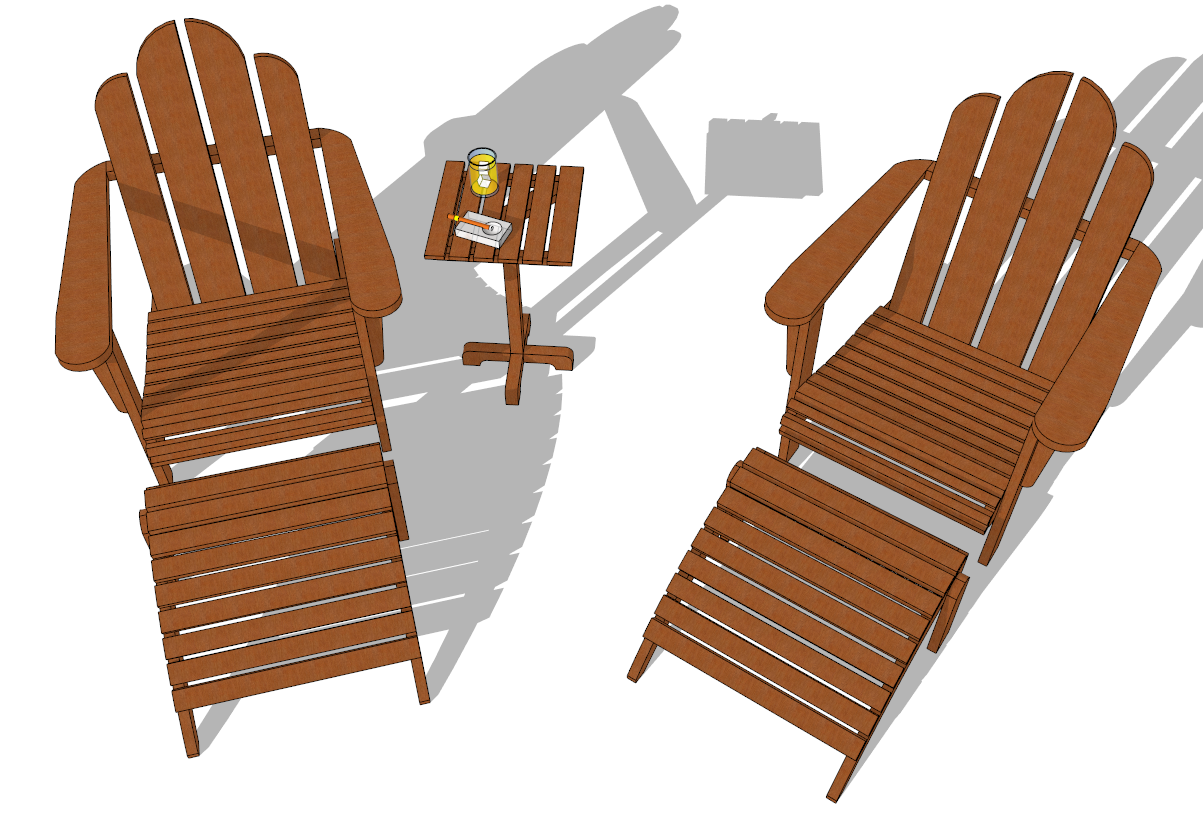 chair design sketchup fishing maplestory 2 sample form google pro drawing