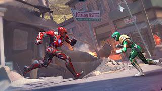 Power Rangers: Legacy Wars Mod APK Terbaru