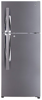 LG 260L 3 Star Frost Free Double Door Refrigerator (Smart Inverter Compressor)