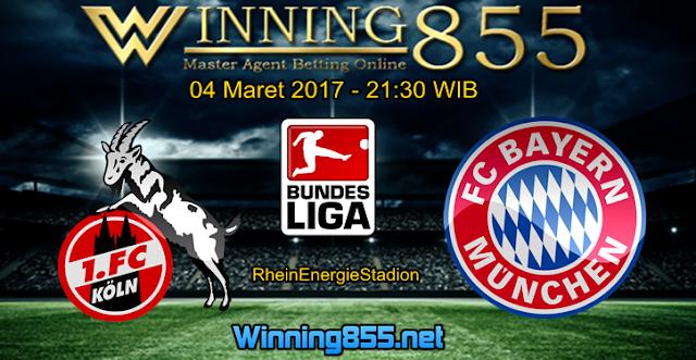 Prediksi Skor Koln vs Bayern Munchen