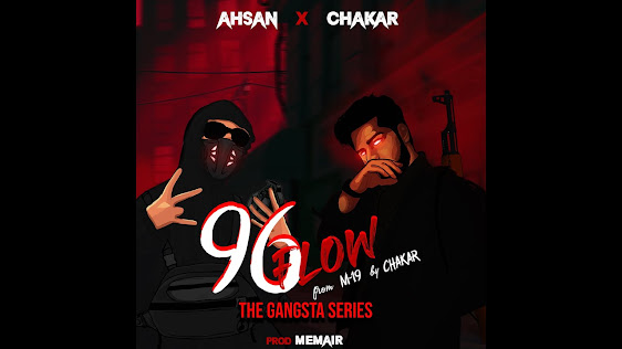96-FLOW SONG LYRICS   AHSAN x CHAKAR   Prod. MEMAIR Lyrics Planet