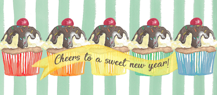 Cupcake Facebook Covers