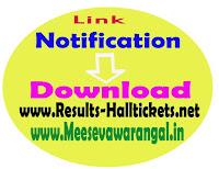 Adkavi Nannaya University B.Ed M.Ed BP.Ed DP.Ed 2016 Revised Exam Notification