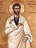 Saint Justin, Martyr