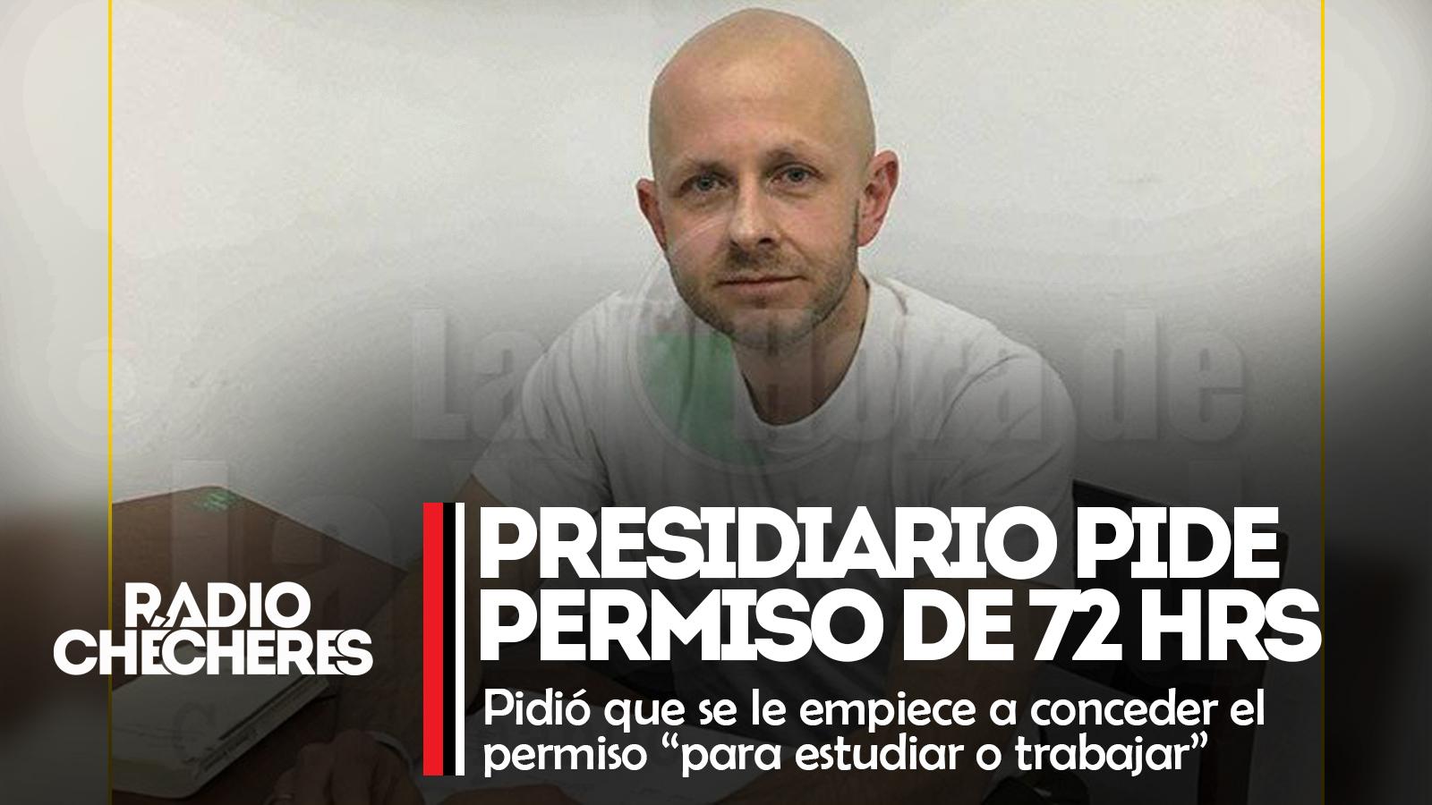 """Presidiario Andrés Felipe Arias pide permiso de 72 horas para salir de la cárcel a """"trabajar"""""""