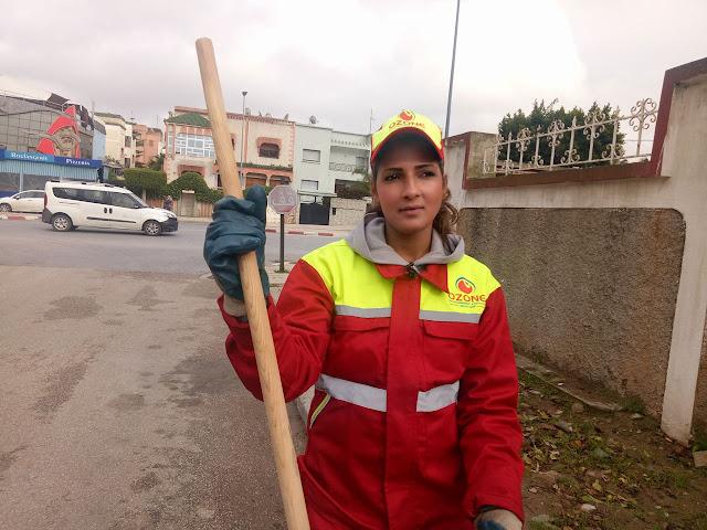 Wanita Tukang Sapu Jalanan Ini Memenangkan Kontes Kecantikan