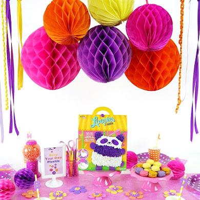 Kids Craft Party Ideas