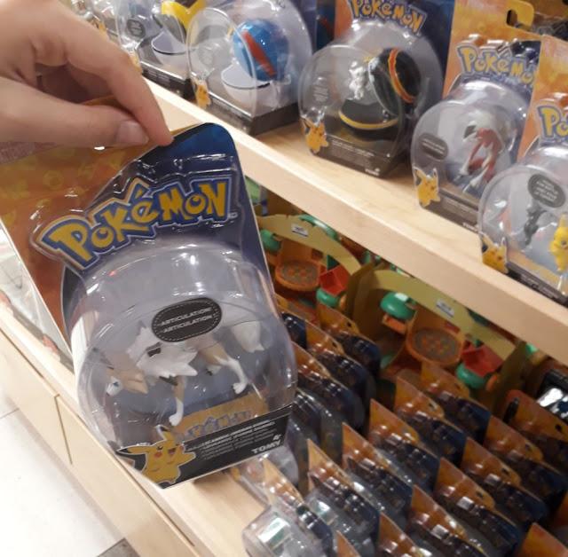 Pokemon toys at Japan Pavilion EPCOT