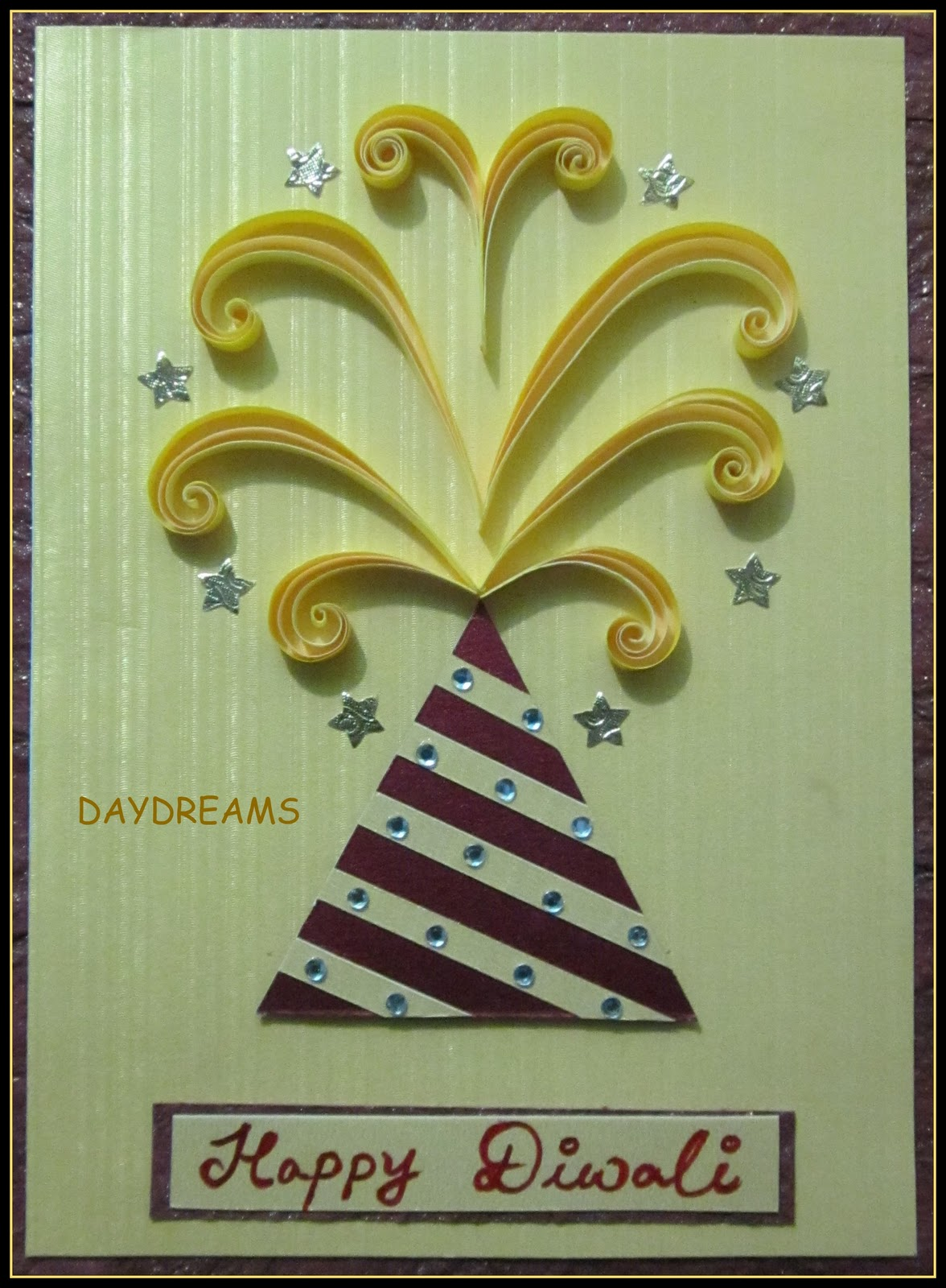 Diwali Greeting Card Making Ideas Part - 36: HAPPY DIWALI GREETINGS U0026 DEPAWALI WALLPAPERS,
