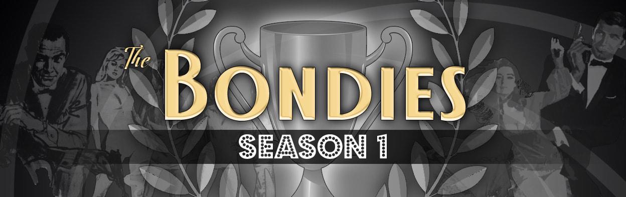 The Bondies - Season 1 Awards