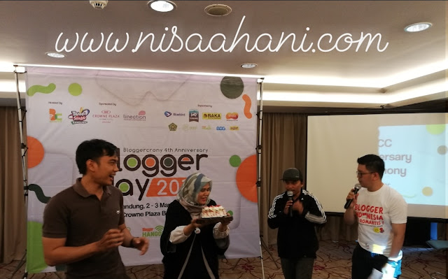 Acara Blogger Day 2019