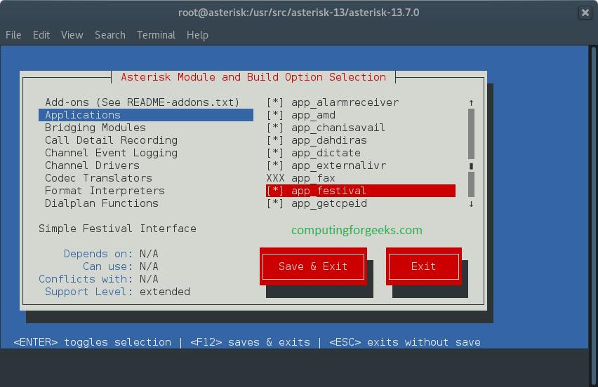 Asterisk Load Module